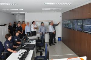 Central de Videomonitoramento