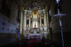 Igreja do Bom Jesus abriga algumas das celebrações da Semana Santa