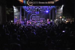 Em 2014 o Sesc Artes lotou a Praça do Carmo com atrações para crianças e adultos