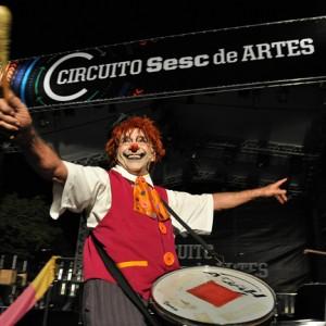 Em 2014 o Circuito Sesc também contou com atrações para todas as idades
