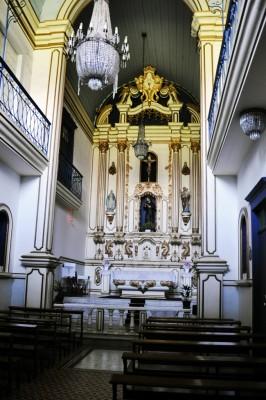 Capela São João de Deus recebe concerto com obras inéditas do maestro Elias Álvares Lobo