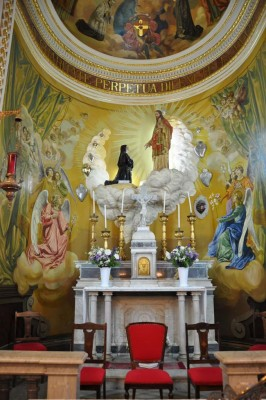 O Santuário Nacional Sagrado Coração de Jesus em Itu, foi escolhido uma das três Portas Santas que serão abertas na Diocese de Jundiaí