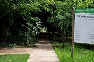 Parque Taboão será palco de eventos da Semana das Águas