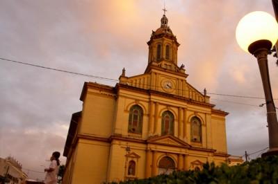Diversas celebrações da Semana Santa acontecem na Igreja Matriz Nossa Senhora Candelária