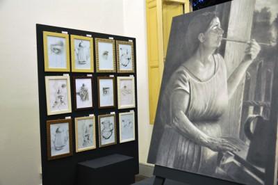 """Ao final do semestre os alunos da Emia """"Manolo Santoro"""" realizam exposições e apresentações"""