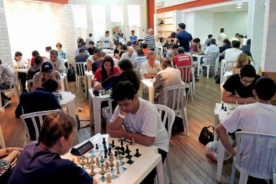 open xadrez