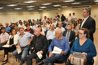 Guilherme Gazzola foi eleito o representante do segmento dos municípios do Conselho Estadual de Recursos Hídricos
