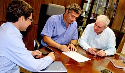 Prefeitos assinaram Protocolo de Intenções para a criação do Consórcio Intermunicipal de Saúde