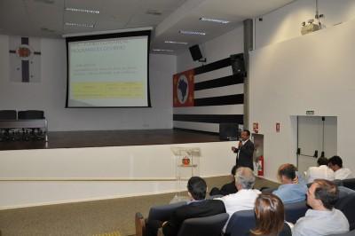 Audiência pública sobre o PPA e a LDO foi realizada no auditório da Prefeitura