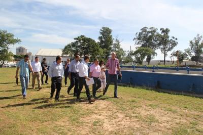 As visitas técnicas começaram pela ETA Rancho Grande