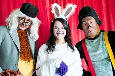 """A peça infantil a """"Coelha charmosa"""" é uma das atrações da Páscoa Animada/Divulgação"""