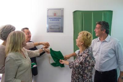 Unidade Odontológica foi reinaugurada na tarde da última terça-feira