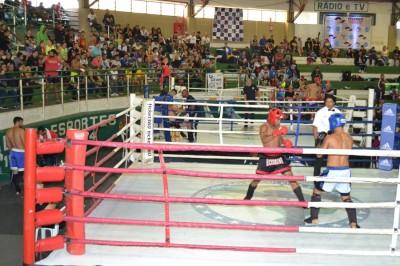 Campeonato teve competições de tatame e ringue